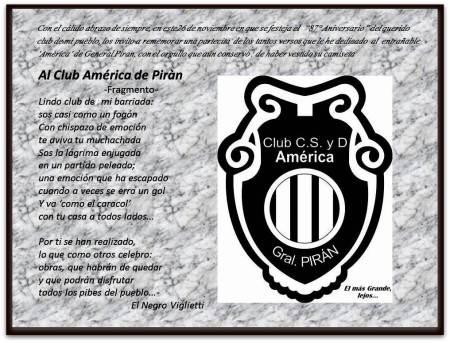 Club america general piran